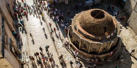 Dome in Dubrovnik