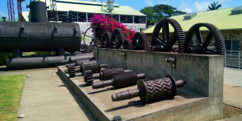 Cannons from Colonial era
