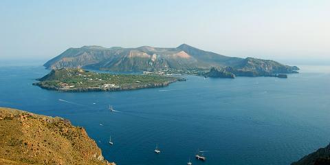 Milazzo peninsula