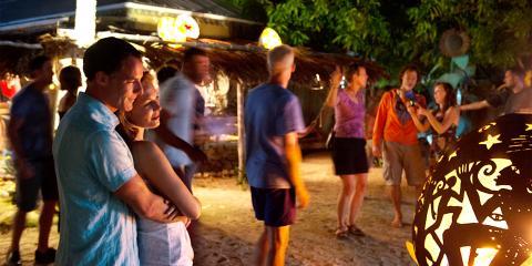 BVI Full Moon Trellis Party
