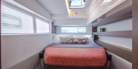 Moorings 4200 Master Cabin Starboard Aft