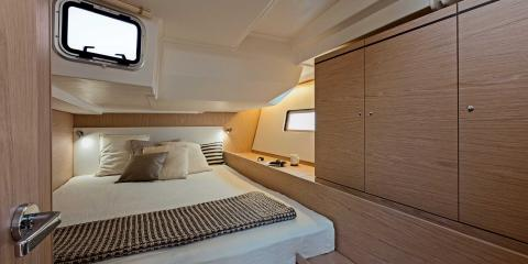 The Moorings 52.3 Aft Cabin