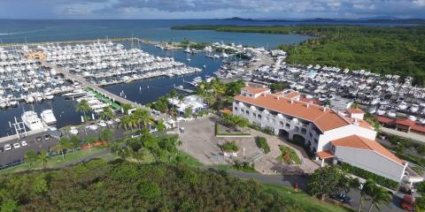 Marina Puerto del Ray in Fajardo Puerto Rico