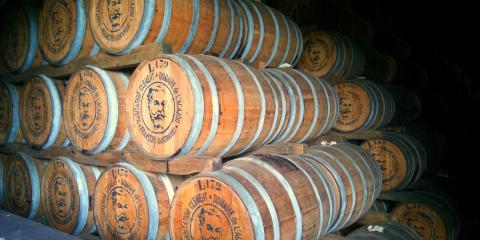 Rum factory