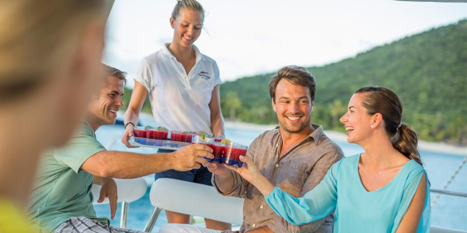 Stateroom Package Charters