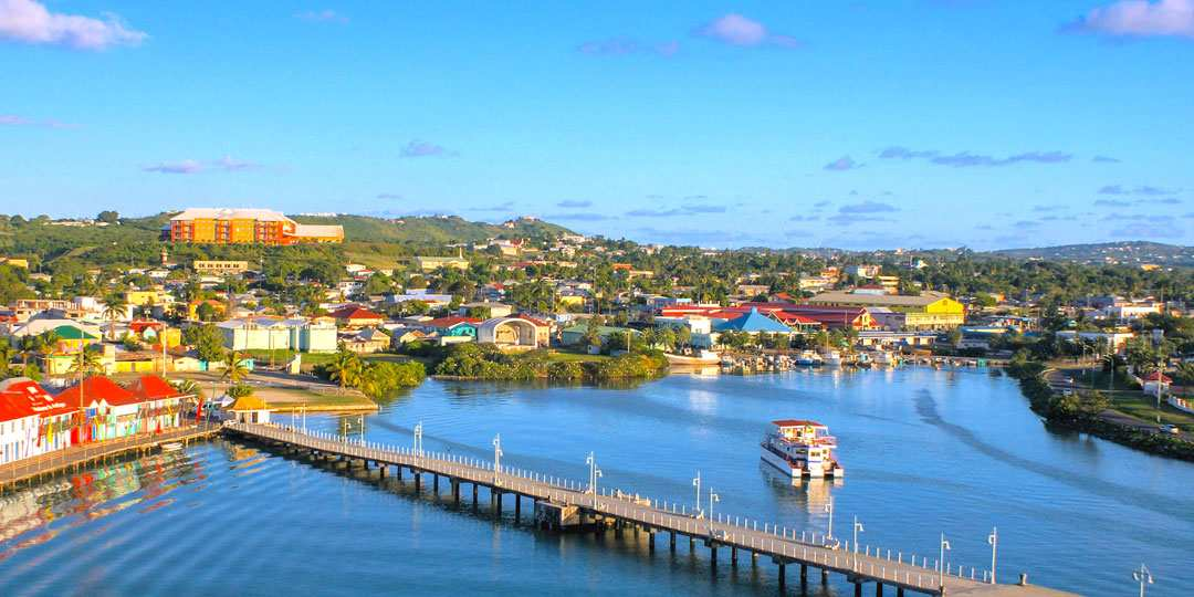 Port of Antigua