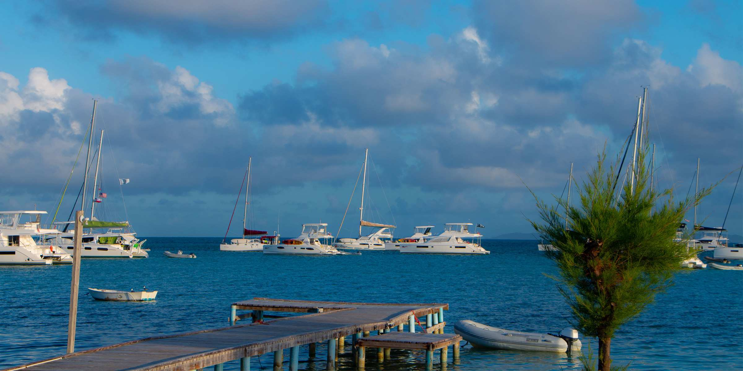 Setting Point Anchorage Anegada BVI