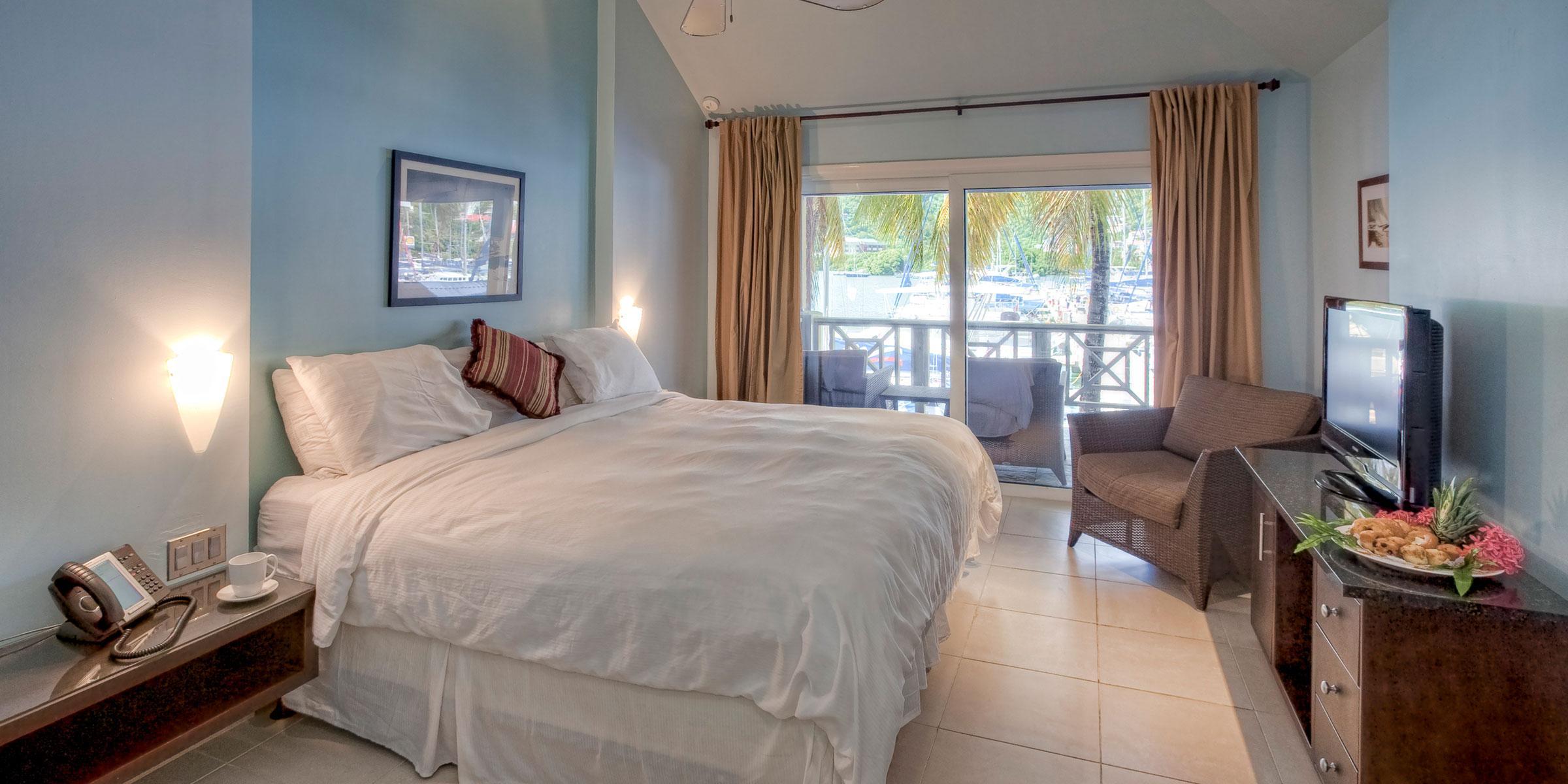 Mariner Inn Hotel room