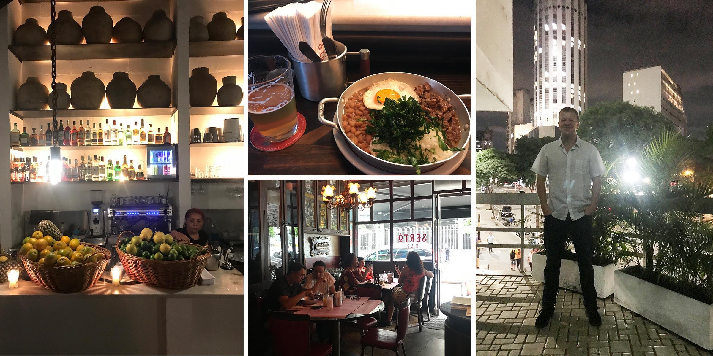 Serto Bar in Sao Paulo